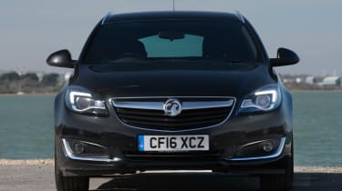 Used Vauxhall Insignia - full front