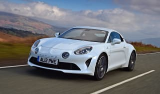 Alpine A110 - best performance cars