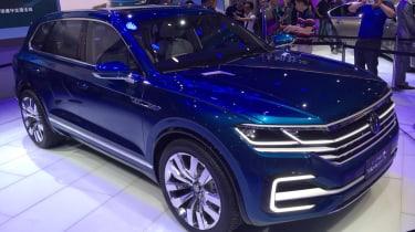 Volkswagen T-Prime Concept - Beijing Motor Show - front