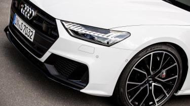 New Audi S7 Sportback - front detail