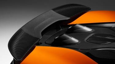 McLaren 600LT - rear detail