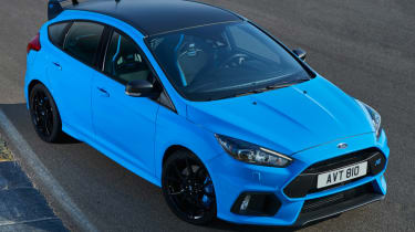 Ford Focus RS - static front