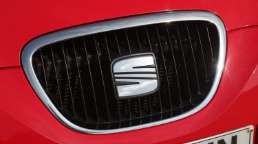 Used SEAT Altea - SEAT badge
