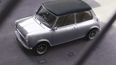MINI Remastered by David Brown high