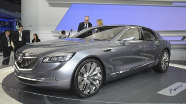 "<p class=""p1"">Buick is part of General Motors, so while this new concept car is strictly aimed at the US market we could see some design influences on future Vauxhall concepts and perhaps some future production cars. It's actually not"