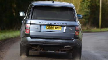 Range Rover P400 - rear corner