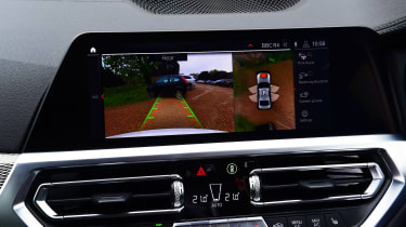 BMW 3 Series long termer - first report reversing camera