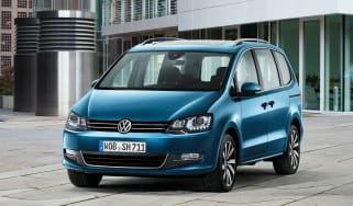 VW Sharan 2015 facelift