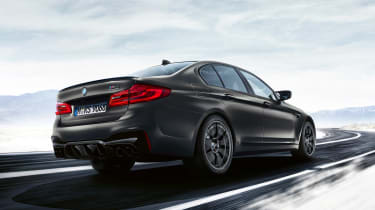 BMW M5 Edition 35 Years - rear