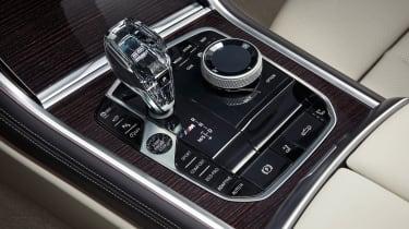 BMW 8 Series Convertible - transmission