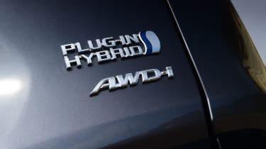 Toyota RAV4 - badge