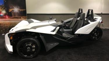 Polaris Slingshot - LA Motor Show - rear