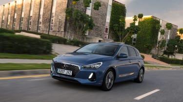 New Hyundai i30 2017 tracking