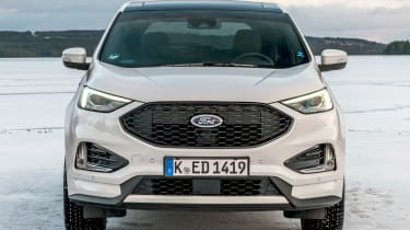 Ford Edge - full front static