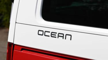Volkswagen California Ocean long termer - first report Ocean badge