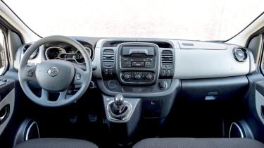 Nissan NV300 van dash
