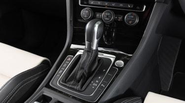 Volkswagen Golf R Performance Pack - transmission