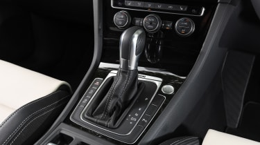 Volkswagen Golf R Performance Pack - transmission