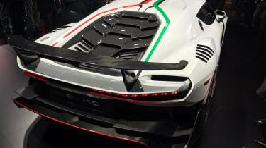 Italdesign Zerouno - Geneva rear