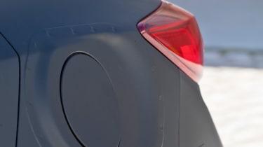 Mazda 3 Skyactiv-X prototype - taillight