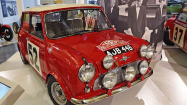 British Motor Museum - Mini Cooper S