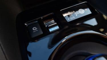 Nissan Leaf - e-Pedal