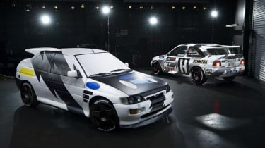 Ken Block Ford Escort RS Cosworth - front