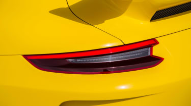 Porsche 911 GT3 - rear light