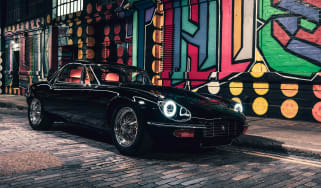 """""""Unleashed"""" launched as 400bhp Jaguar E-Type restomod"""