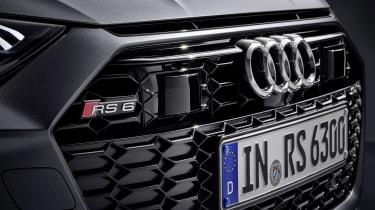 Audi RS 6 Avant - grille