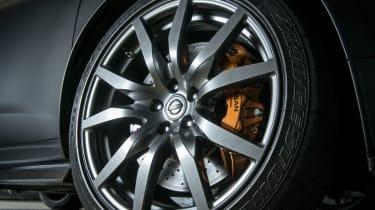 Nissan Juke-R 2.0 - wheel