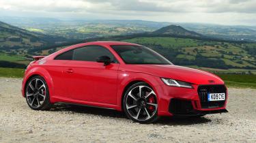 Audi TT RS - Static