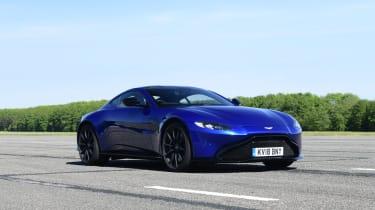 Aston Martin Vantage front