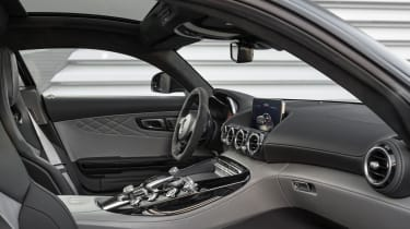Mercedes-AMG GT C Edition 50 - interior 2