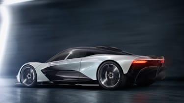 Aston Martin 003 concept - rear