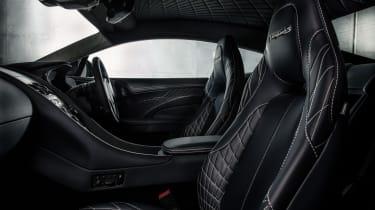 Aston Martin Vanquish S 2016 - interior
