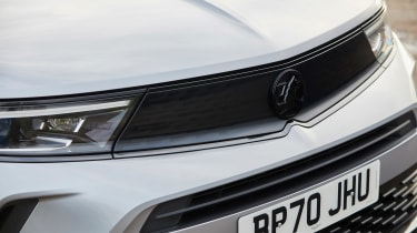 Vauxhall Mokka - grille