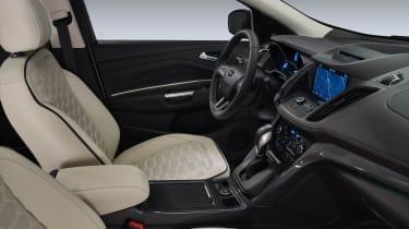 Ford Kuga Vignale - production interior
