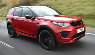Best 7-seater cars - Land Rover Discovery Sport