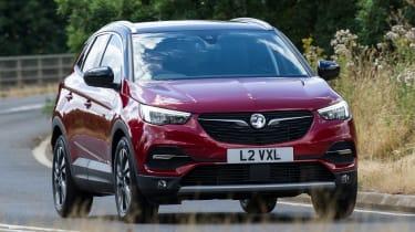 Vauxhall Grandland X - front