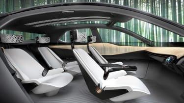 Nissan IMx concept - seats