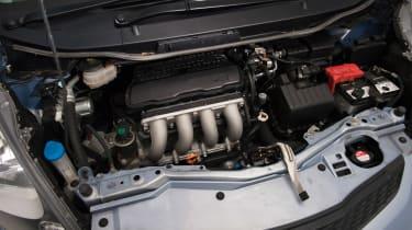 Used Honda Jazz - engine