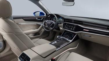 Audi A6 Avant - cabin