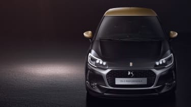 DS 3 Performance official - front