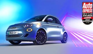 Fiat 500 - header