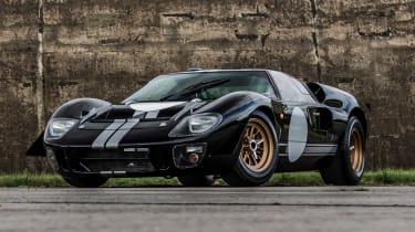 Everrati GT40 - front