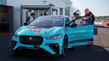 Jaguar I-Pace eTrophy - car