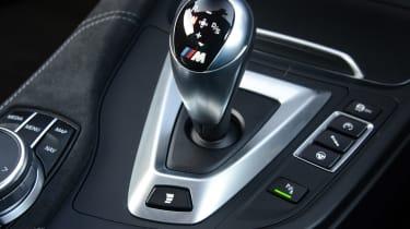 BMW M4 CS - transmission