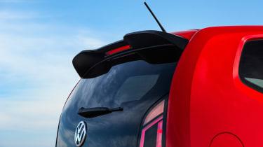 Volkswagen up! GTI - spoiler