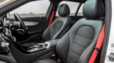 Mercedes-AMG C 43 Estate 2016 - front seats